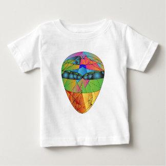 Färgglad TShirt för Mayan främmande mosaisk Tee Shirt