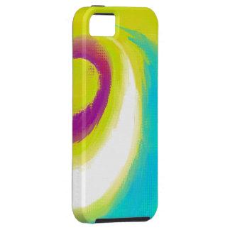 Färgharmoni - fodral för Digital konstiPhone 5 iPhone 5 Cover