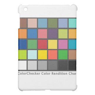 Färgkontrollörbord iPad Mini Mobil Skydd