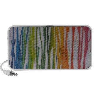 färgpophögtalare iPhone högtalare