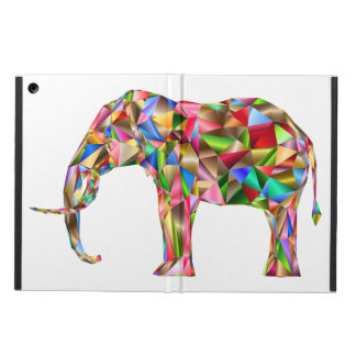 Färgrik elefant iPad air skydd