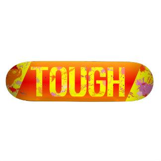 Färgrik gatagrafittiSkateboard Skateboard Bräda 21,5 Cm