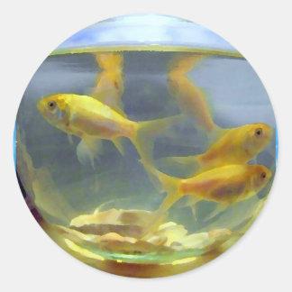 guldfiskskål