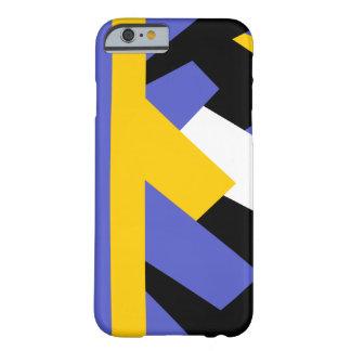 Färgrik geometri barely there iPhone 6 fodral