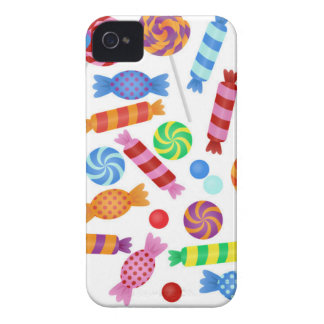 färgrik godis Case-Mate iPhone 4 skal