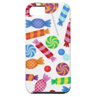 färgrik godis iPhone 5 skal