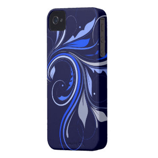 Färgrik krusidull Case-Mate iPhone 4 skydd