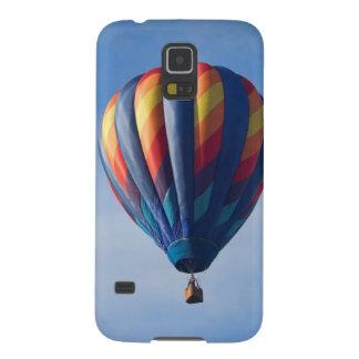 Färgrik luftballong galaxy s5 fodral