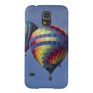 Färgrik luftballongtävling galaxy s5 fodral