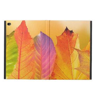 Färgrik modern konstfotografi för höst löv powis iPad air 2 skal