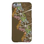 Färgrik natur mobil Casing för fyra säsongträd Barely There iPhone 6 Fodral