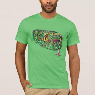 Färgrik orm tröja