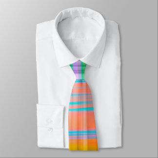 Färgrik plädrand slips