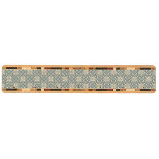 Färgrik retro mönsterbakgrund 5 nyckelhängare