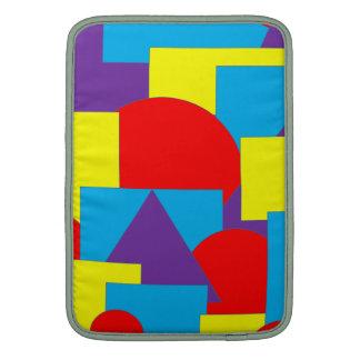 färgrik sleeve sleeves för MacBook air