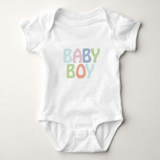 Färgrika Babyboy T Shirts