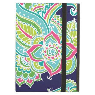 Färgrika bohemiska Paisley iPad Air Fodral