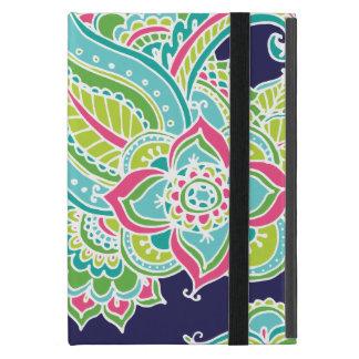 Färgrika bohemiska Paisley iPad Mini Skydd