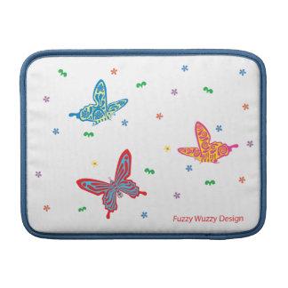 """Färgrika fjärilar "", MacBook Air Sleeve"