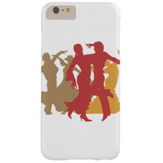 Färgrika flamencodansare barely there iPhone 6 plus skal