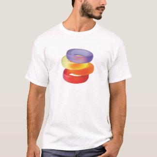 Färgrika Gelarmband T Shirts