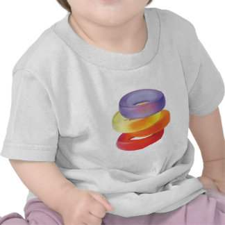 Färgrika Gelarmband T-shirt