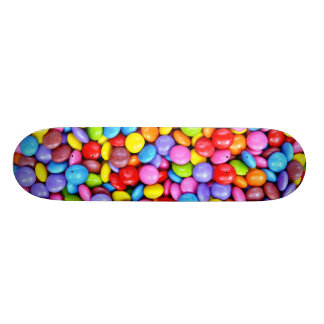 Färgrika godisar skateboard bräda 20 cm