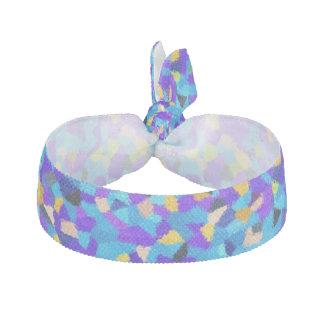 Färgrika konfettiar hårband