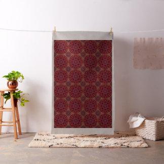Färgrikt abstrakt etniskt blom- mandalamönster de tyg