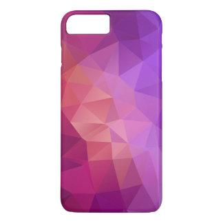 Färgrikt purpurfärgat Fuchsia geometriskt mönster