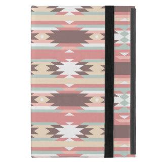 Färgrikt stam- Aztec mönster iPad Mini Skal