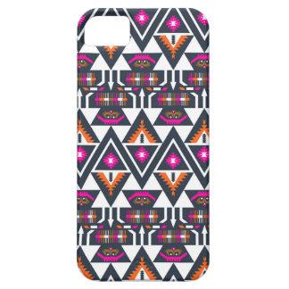 Färgrikt stam- mönster för Navajo iPhone 5 Skal