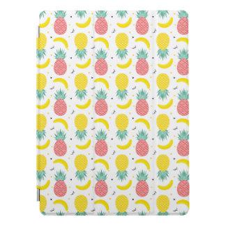 Färgrikt tropiskt fruktmönster iPad pro skydd