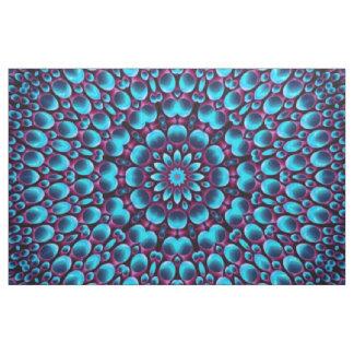 Färgrikt tyg för purpurfärgad pipblåsare