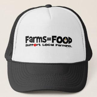 Farms=Food Truckerkeps