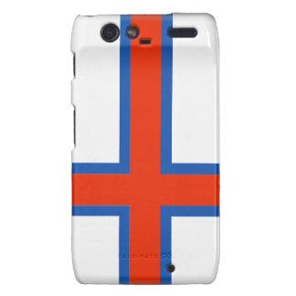 Faroe Island (Danmark) flagga