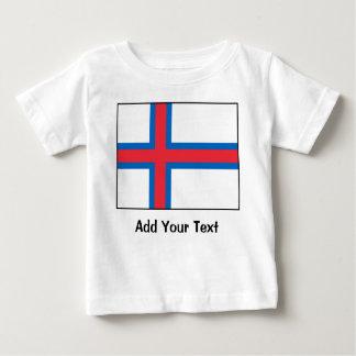 Faroe Island flagga Tshirts