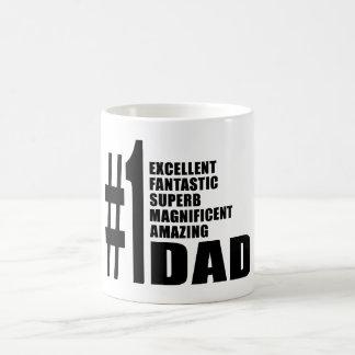 Fars dagfödelsedagjulen numrerar en pappa