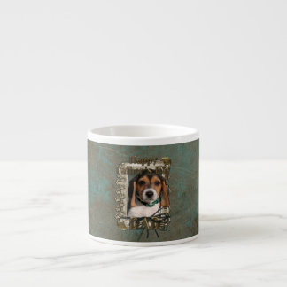 Fars dagPAPPA - stentassar - Beaglevalp Espressomugg