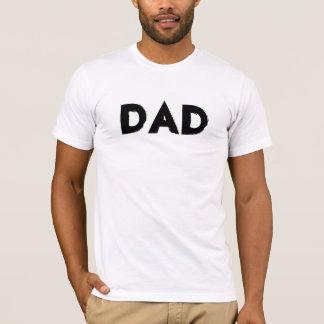 Fars dagskjorta för pappa! tshirts