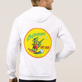 Fårskallesurfa shoppar surfarehoodien sweatshirt