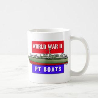 Fartyg för världskrig II halv liter Kaffemugg