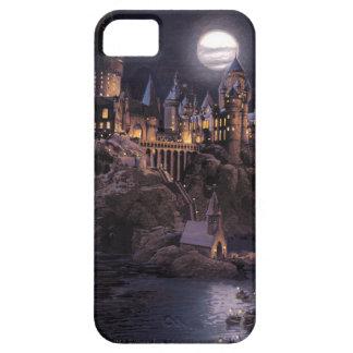 Fartyg till det Hogwarts slottet iPhone 5 Case-Mate Fodral