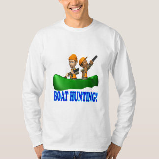Fartygjakt T-shirts
