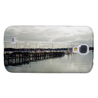 Fartygskeppsdocka Galaxy S4 Fodral