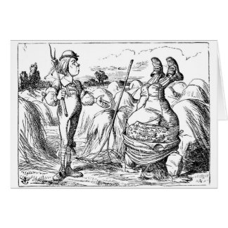 FarWilliam kort 1, Alice i underland