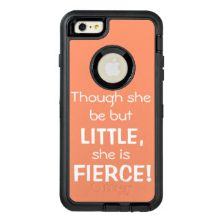 Fast hon är men lite…, Uttern boxas OtterBox Defender iPhone Skal