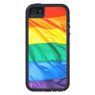 Fast pride - gay prideflaggaCloseup iPhone 5 Cases