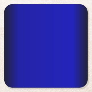 Fasta elektriska blått underlägg papper kvadrat