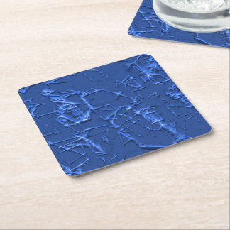 fasta taggar underlägg papper kvadrat